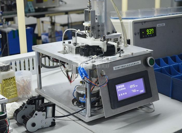 GEARBOX-综合性能检测治具